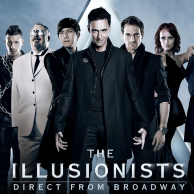 The Illusionists Stockholm – recension