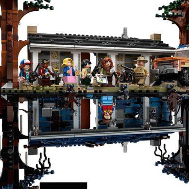 Ytterligare ett Lego att älska – Stranger Things