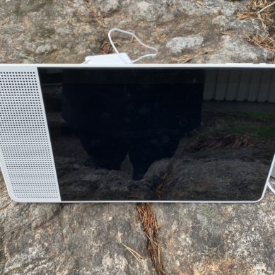 Lenovo smart display – test och recension