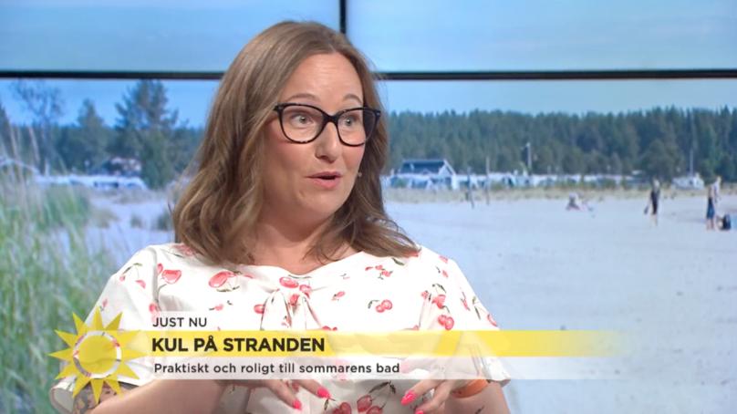 Inköpslista TV4 Nyhetsmorgon – Stranden
