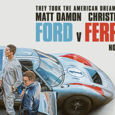FORD v FERRARI | Official Trailer