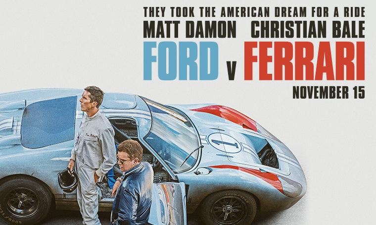 FORD v FERRARI | Official Trailer