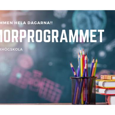 Humorprogrammet på Väddö Folkhögskola