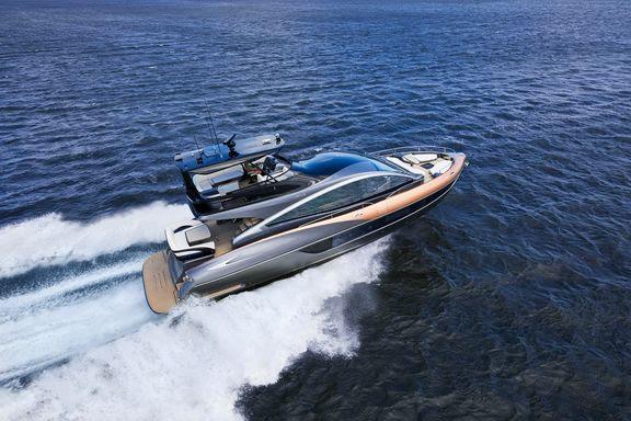 Lexus lanserar en båt, nej en yacht, LY 650