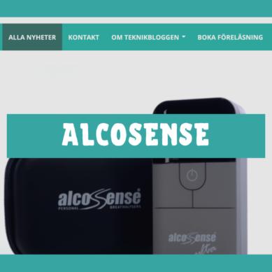 Wallenrud testar Alcosense – på riktigt!