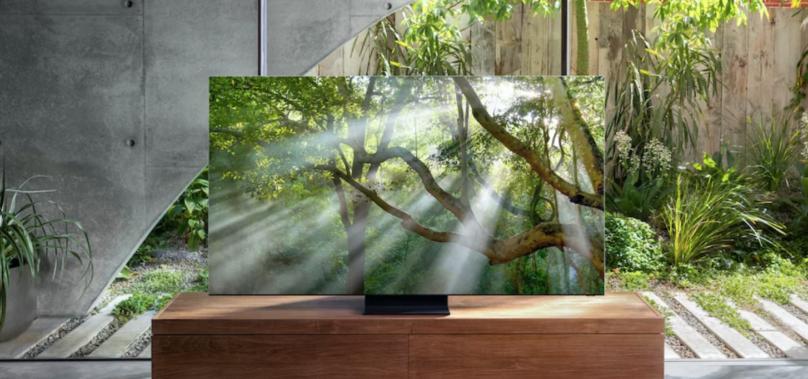 Ramfri 8K-TV från Samsung Q950TS, vad säger ni om det?