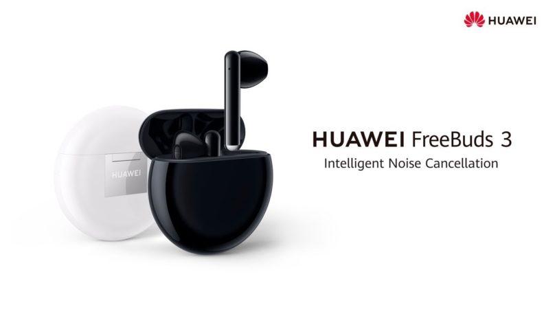 Test: Huawei Freebuds 3