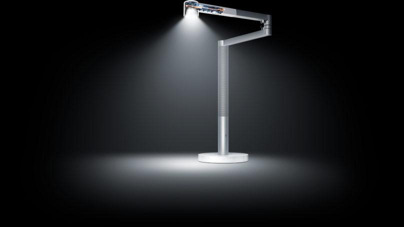 Dyson introducerar lampan Dyson Lightcycle  MorphTM – En lampa, fyra funktioner