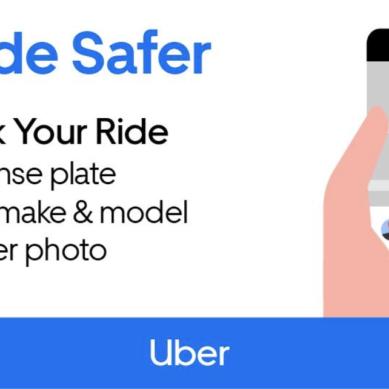 Uber lanserar pinkodsverifiering av resor för att stärka säkerheten