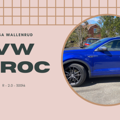 Wallenrud testar: VW T-ROC R