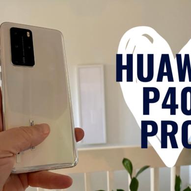 Huawei P40 Pro, så funkar det!