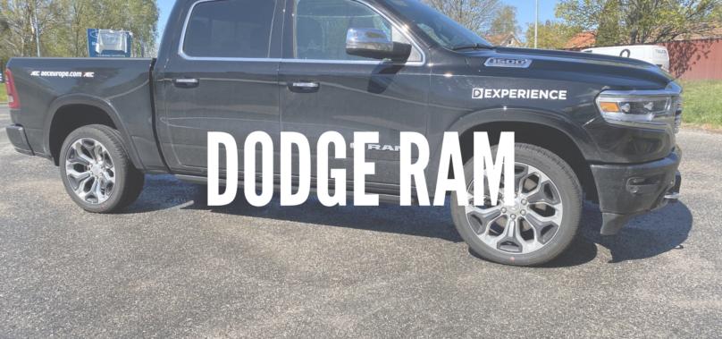 Wallenrud testar Dodge RAM – äntligen!