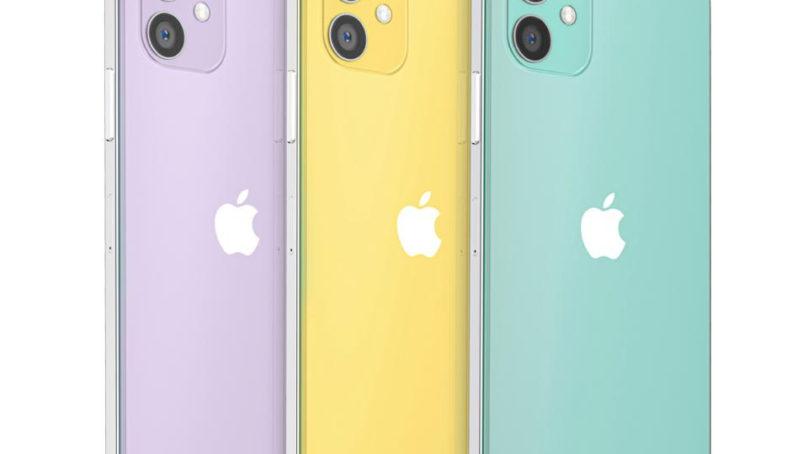 Kan det här vara iPhone 12?
