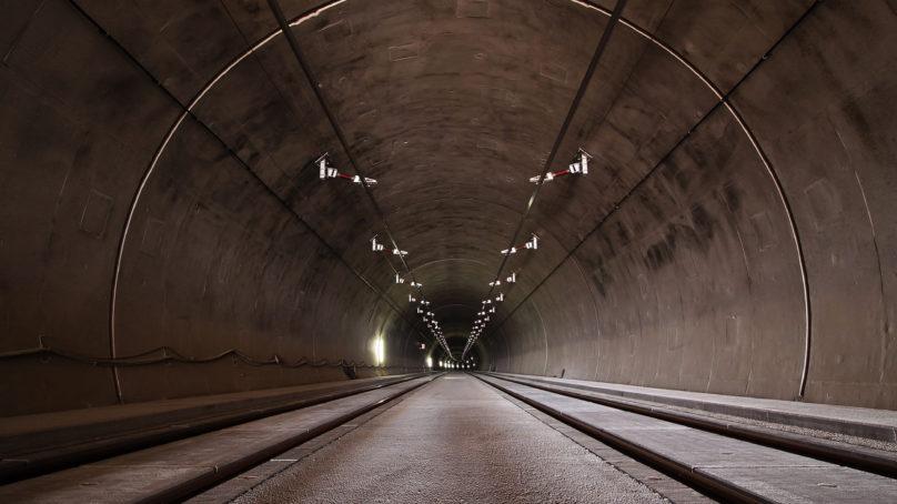 Hur gör man en tunnel?