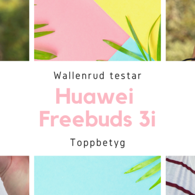 Huawei Freebuds 3i – YES!