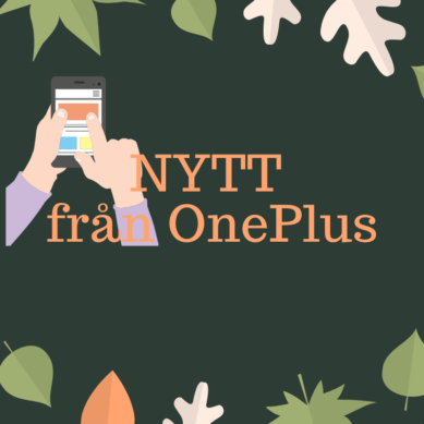 OnePlus 8T – ny flaggskeppsmobil