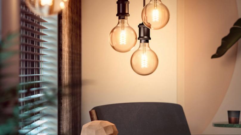 Nyheter från Philips – större smarta lampor!