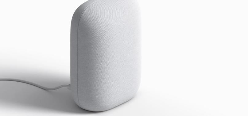 Googles nya smarta högtalare – Nest Audio – kommer till Sverige