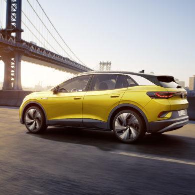 Världspremiär för ID.4 – Volkswagens första helt eldrivna SUV