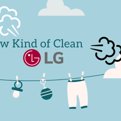 LG introducerar ny tvättrådssymbol – A New Kind of Clean 👗