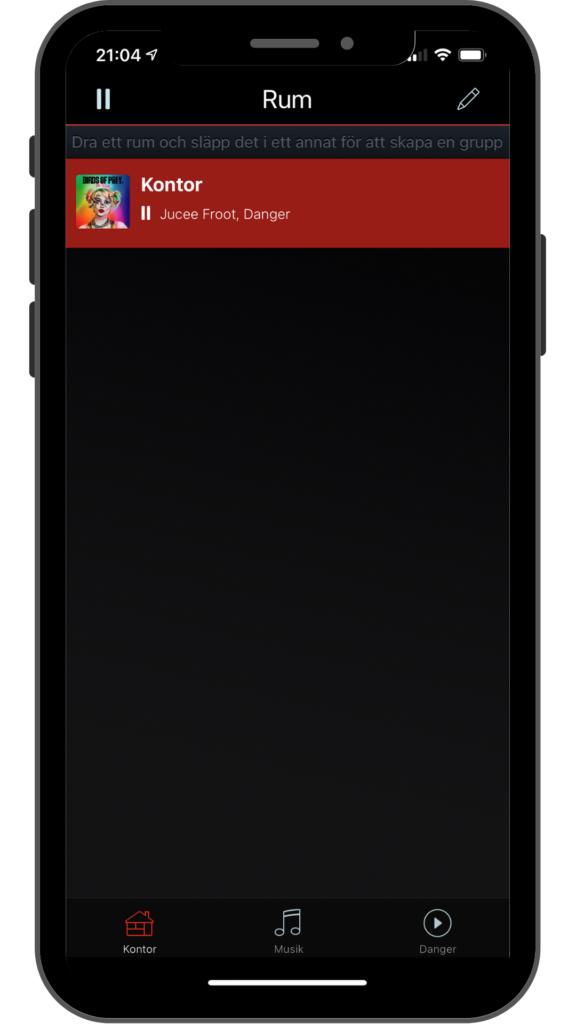 Denon Home 150 app