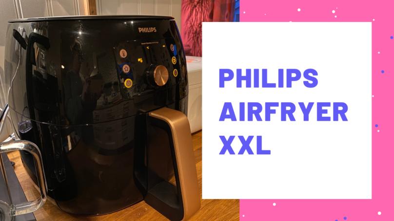 Miss Geek testar Philips Airfryer XXL – det enda du behöver i köket! 🍟🍗