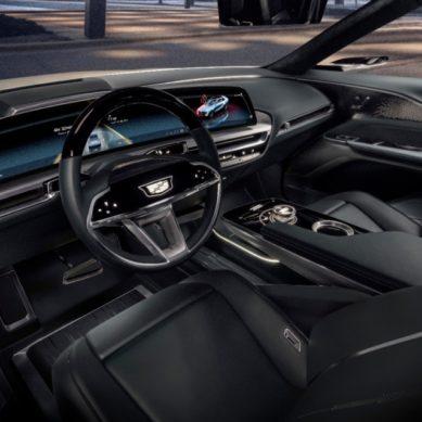 Cadillacs eldrivna modell Lyriq – ett mästerverk