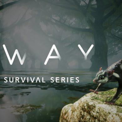 Away – magiskt och realistiskt tv-spel med naturfokus 🦎🕷🐆