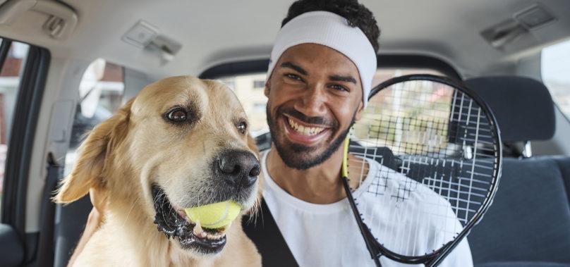 Taxi för husdjur – Uber Pet