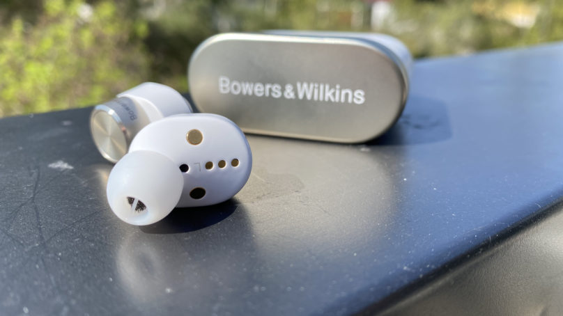 Bowers & Wilkins P17 | Test