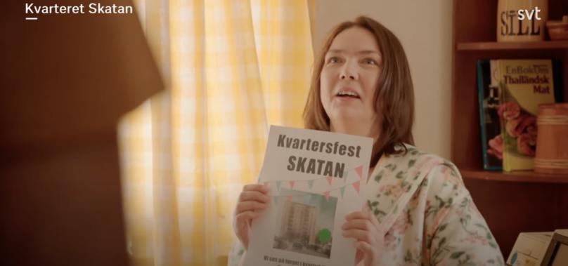 """Sugna på mer """"Kvarteret Skatan"""""""